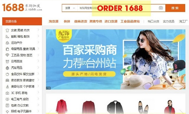 order taobao trung quoc